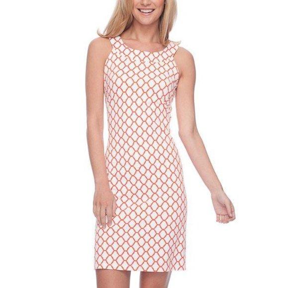 J. McLaughlin Edie Catalina Sleeveless Dress